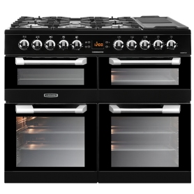 Leisure 100cm Cuisinemaster Dual Fuel Range Cooker